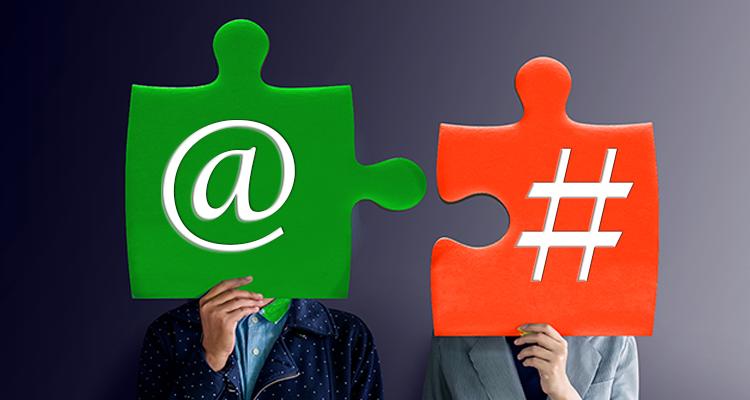 Email Marketing + Social Media